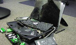 Bau Yang Menandakan Laptop Bermasalah, Apa Saja Ya? sering terjadi leptop rusak merek FORSA