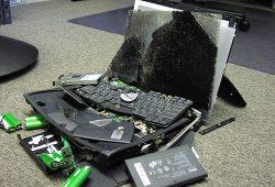 Permasalahan Laptop sering terjadi leptop rusak seri ASUSPRO